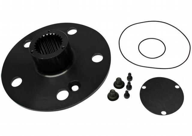 Drive Flange Kit 5x5 w/ Cap