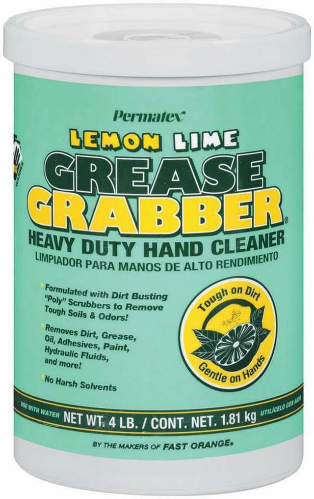 Grease Grabber Heavy Dut y Hand Cleaner 4lb Tub