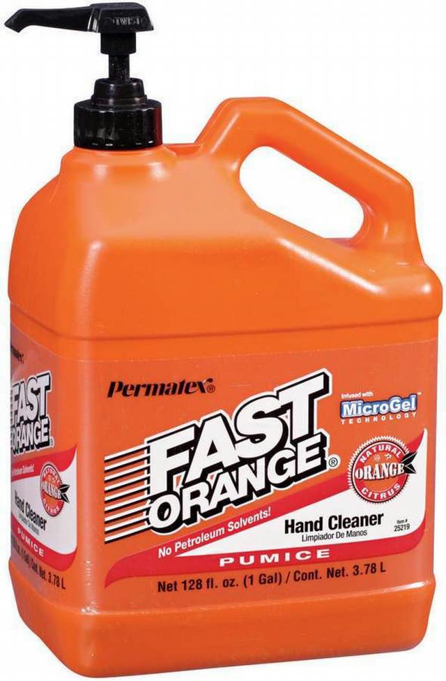 Fast Orange 1 Gallon w/pumice