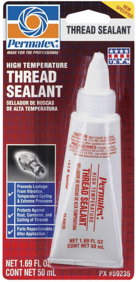 High Temp Thread Sealant 50ml