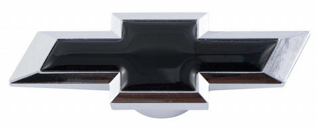 X-Large Chevy Bowtie Air Cleaner Nut Chrome
