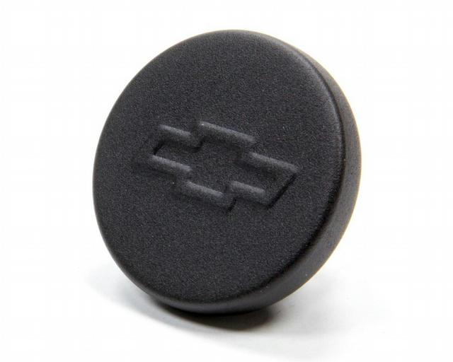 Oil Filler Cap Push-In Black Crinkle