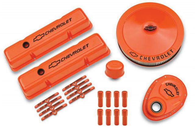 SBC Orange Dress-Up Kit