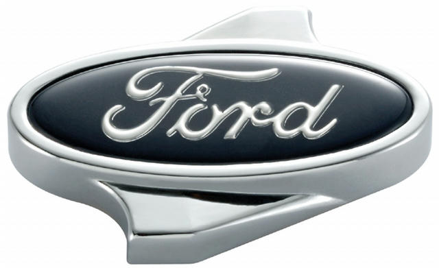 Ford Air Cleaner Nut Chrome