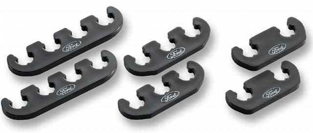 Ford Wire Holder Black Divider 2 3 4-Wire 6PKG