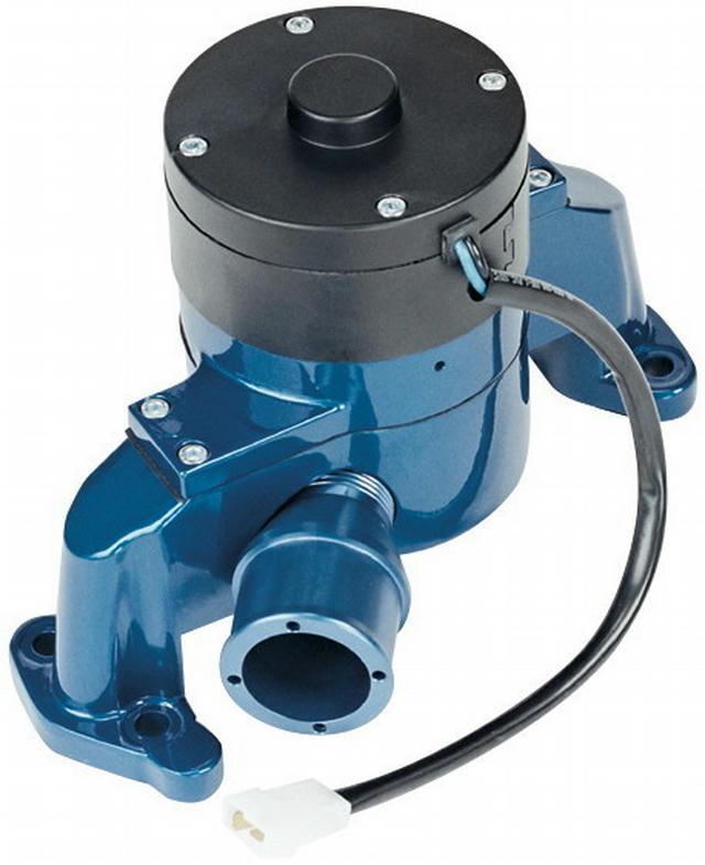 SBC Electric Water Pump - Blue