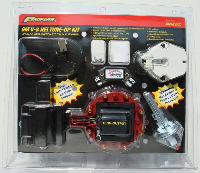 HEI Distributor Tune-Up Kit