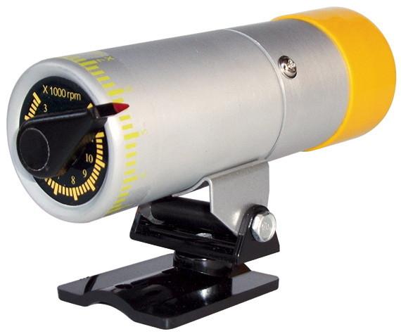 Adjustable Shift Light 3000-12000RPM - Silver