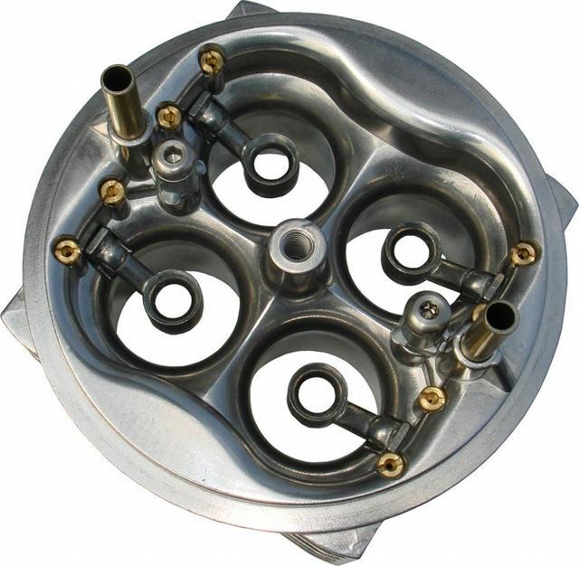Carburetor Main Body - 850CFM
