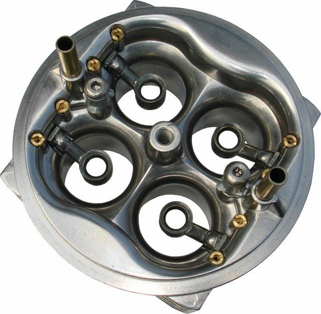 Carburetor Main Body - 950CFM