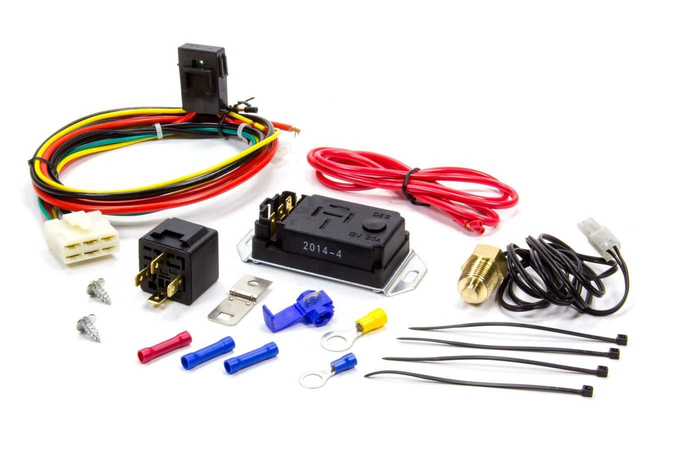 Adjustable Electric Fan Controller Thread-In Prb