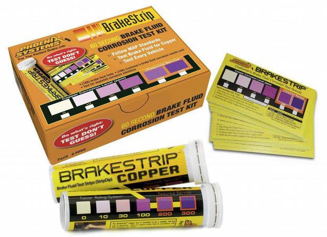 BrakeStrip Fluid Test Kit