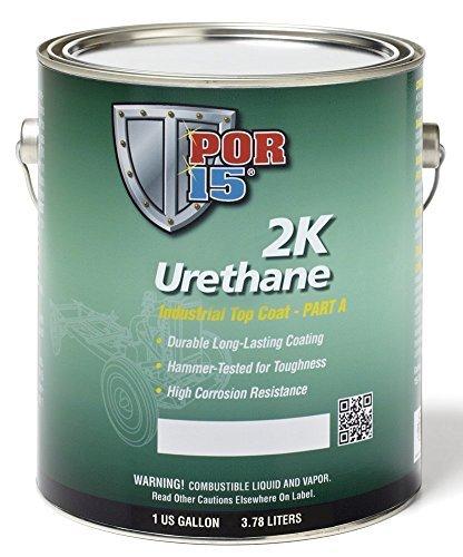 2K Urethane Dark Gray Gallon