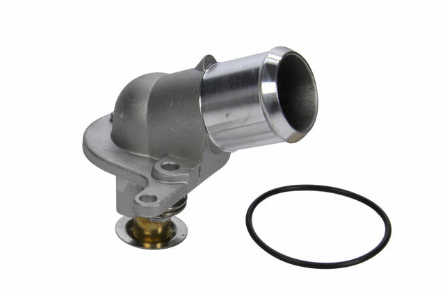 Water Neck Outlet w/180 Degree Thermostat GM LS
