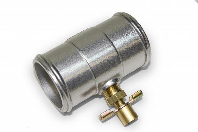 Inline Hose Coolant Drain  1.75/1.75 Male