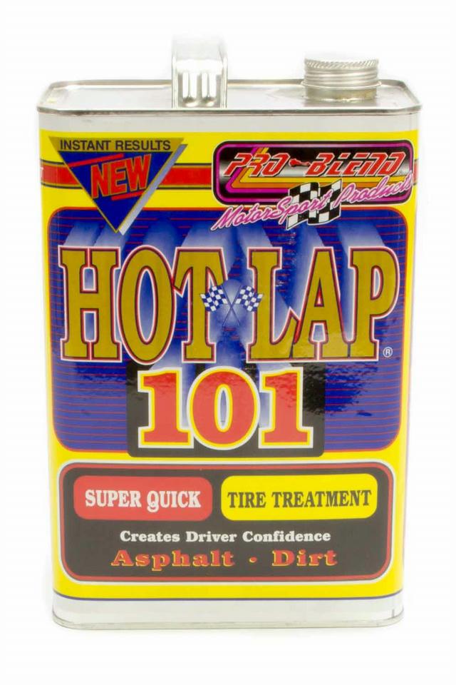 Hot Lap 101 - Gallon