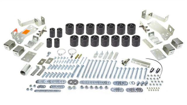 99-02 GM P/U 3in. Body Lift Kit