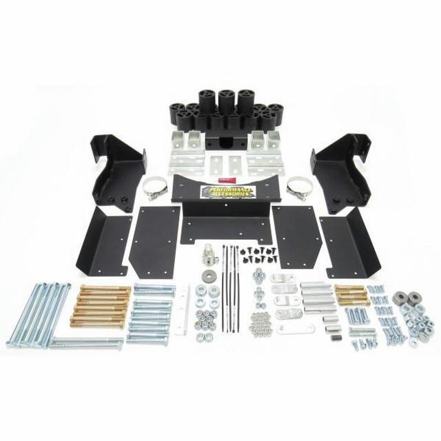 GM P/U 2500/3500 HD Body Lift Kit 2 & 4wd