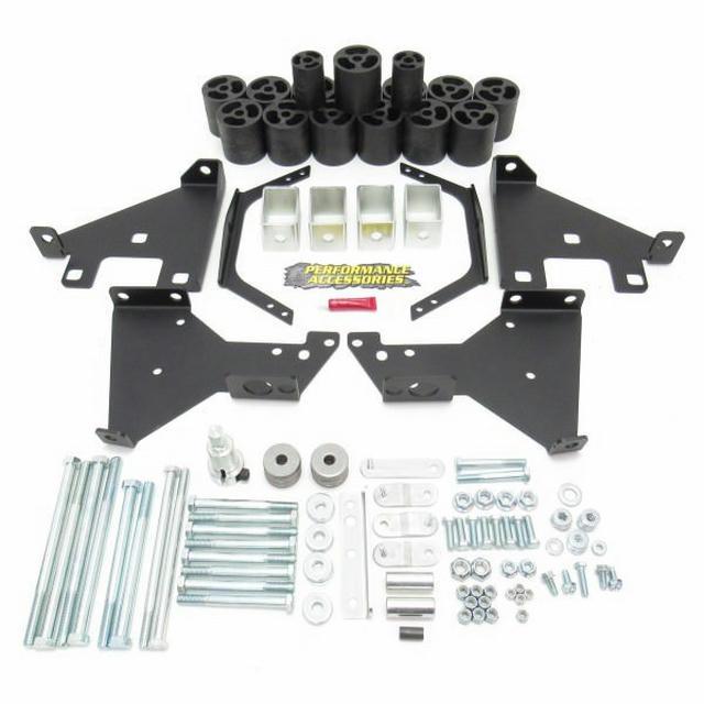 14-   Sierra 1500 3in Body Lift Kit