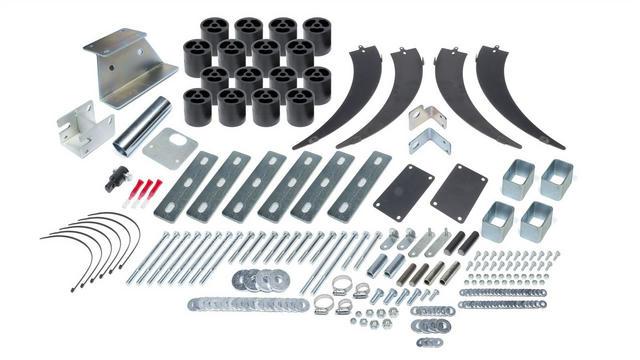 10-12 Dodge Ram 2500 Gas 3in Body Lift Kit