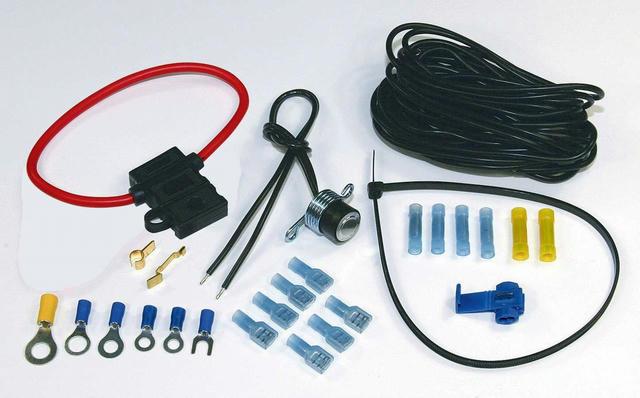 Elec. Fan Wiring Kit Non-Adjustable