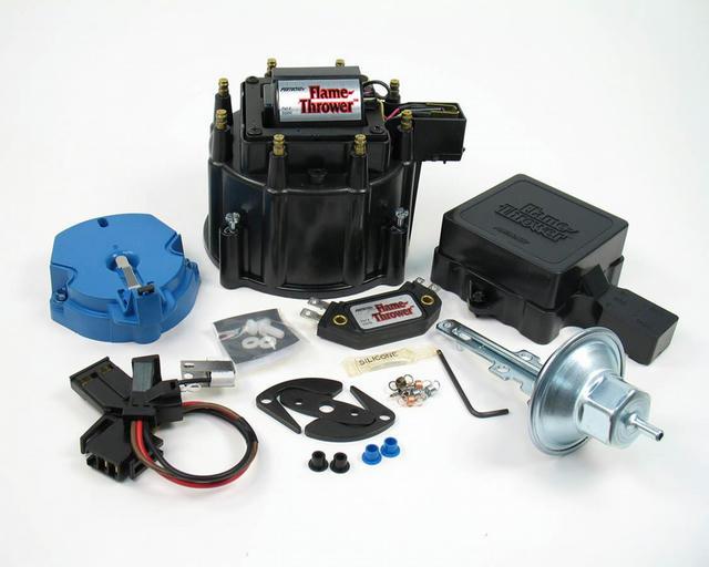 HEI Tune-Up Kit - w/Black Cap