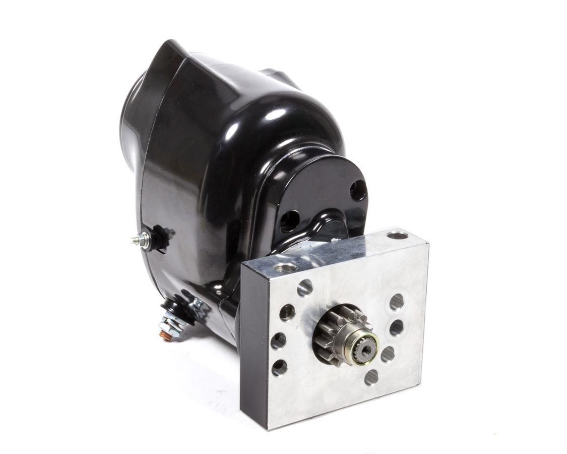 Contour Series Starter GM LS Engines - Black
