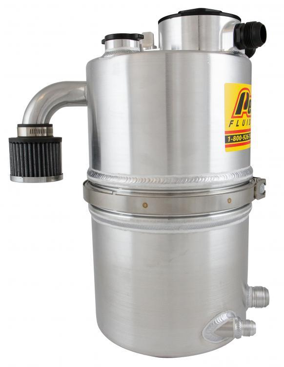 Dry Sump Tank DLM 4 Gal. With Filter