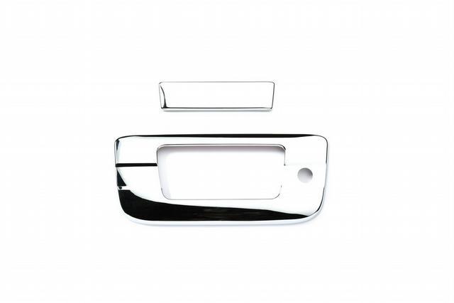 07- GM P/U Chrome Tailgate Handle Cover
