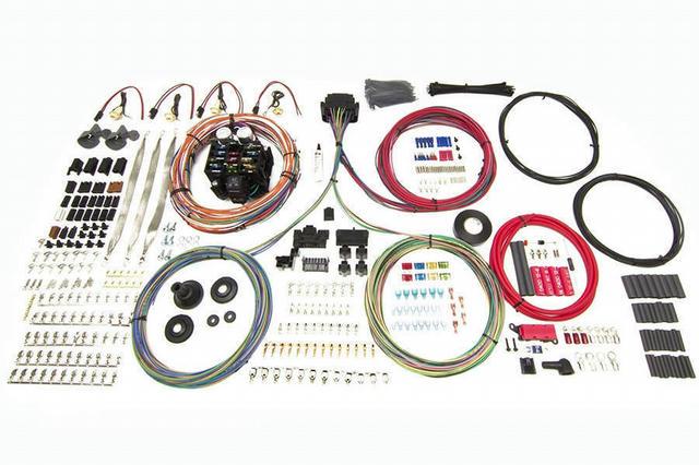 23 Circuit Harness - Pro Series Truck Key In