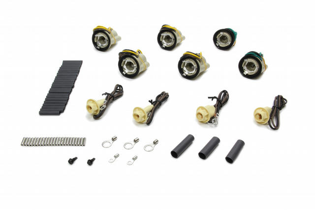 73-80 GM P/U Round Headlights Pigtail Kit
