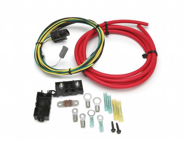 Ford 3G Alternator Wirng Kit