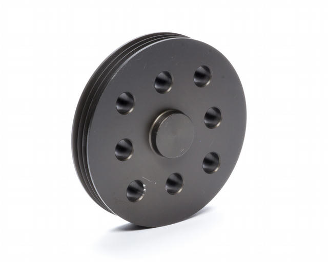 Pulley - Water pump 3 Groove Hard Coated Alm.