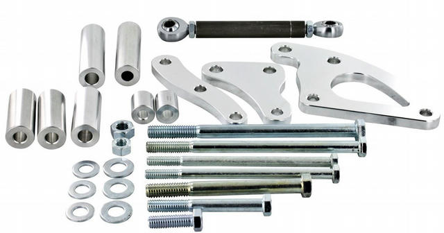 Bracket Kit - Alternator SBF