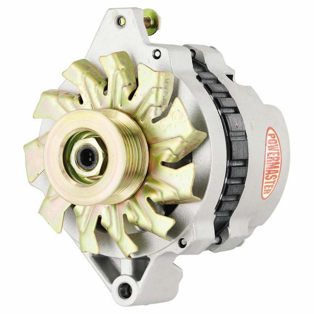 Alternator 105 Amps  GM 1 V-Pulley