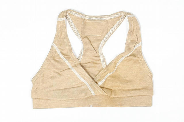 Underwear Fire Resistant Bra Tan Medium
