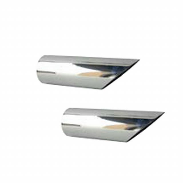 Exhaust Tip Slip Fit 2.5in X 9in