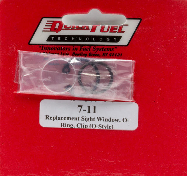 Replacement Sight Window O-Ring Clip (Q-Style)