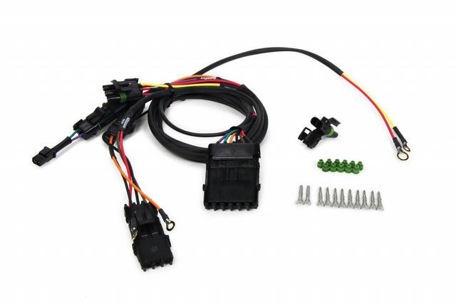 Wiring Harness Modified Single Box Weatherpack