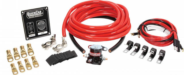 Wiring Kit 2 Gauge with 50-802 Switch Panel