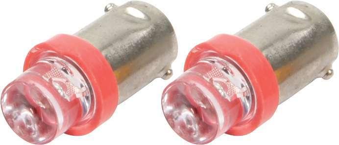 LED Bulb Red Pair