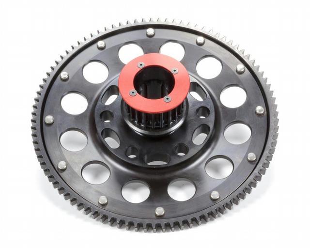 Flywheel Bert /Brinn 91t Chevy w/coupler 1pc Stl