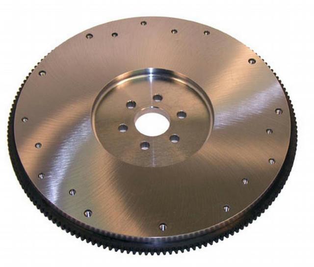 SBF Steel Flywheel Int. Balance