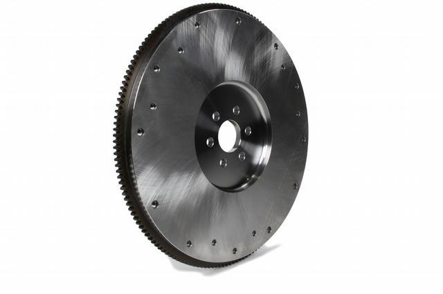 SBF Steel Flywheel Int. Balance 164T