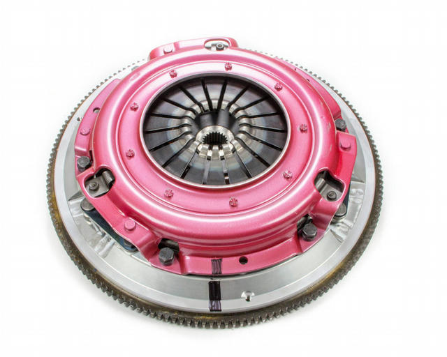Force 9.5 Dual Disc Clutch Kit 11-Up Mustang