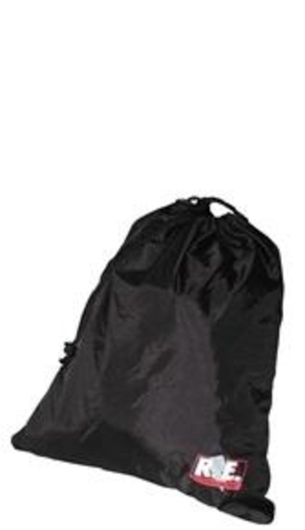 Headset Bag - Black Nylon