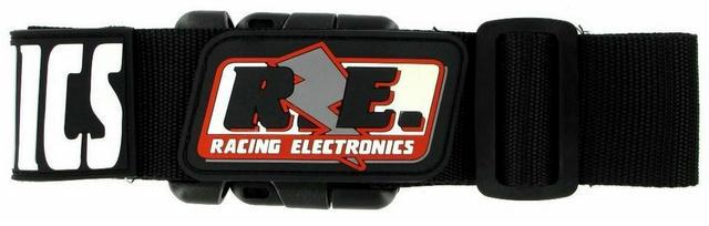 Race Belt w/ Racing Electronics Logo