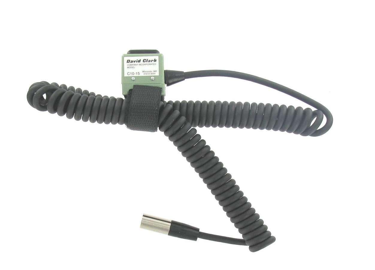 Switch Push To Talk Velcro Mount