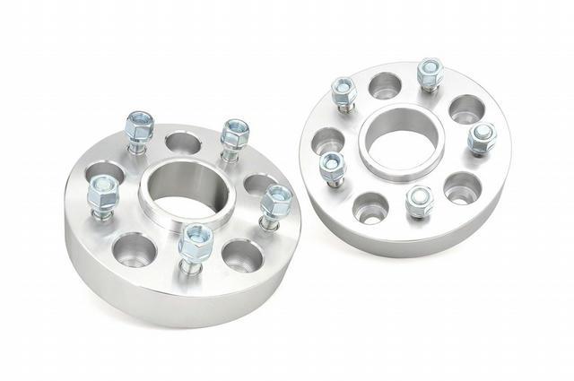 2-inch Ram Wheel Spacers Pair 02-11 RAM 1500
