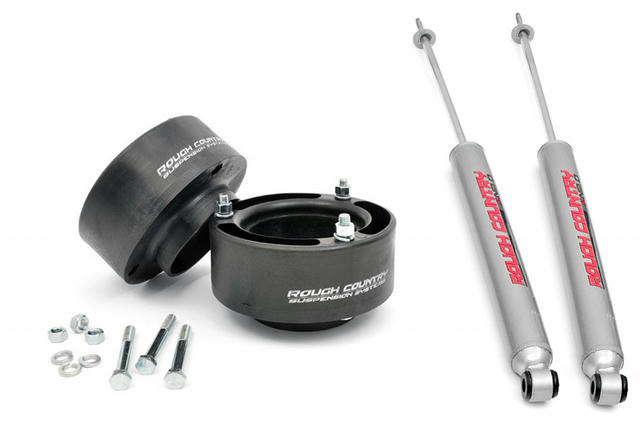 94-13 Dodge Ram 2500 2.5in Front Leveling kit